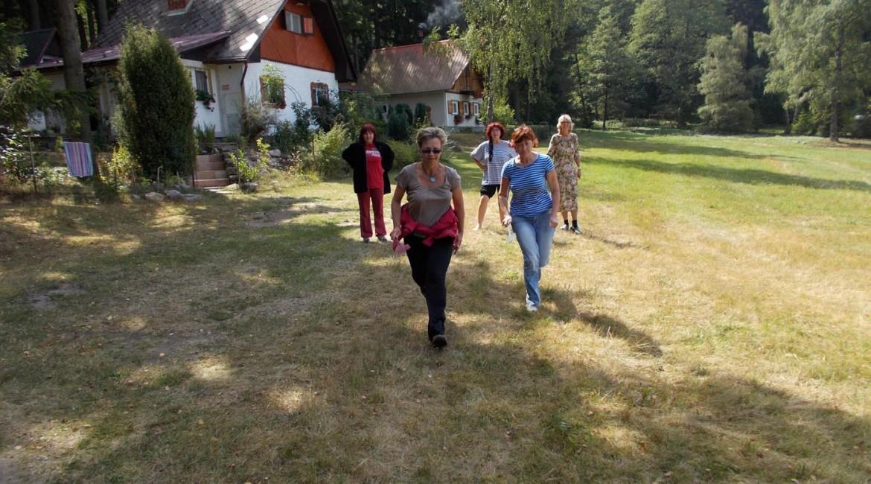 Fotky – Dámský jazykový tábor 2015