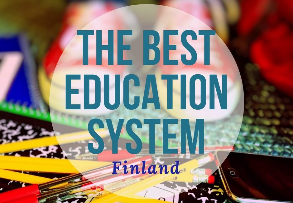 The best education system? Finland