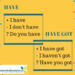 Gramatika: have nebo have got