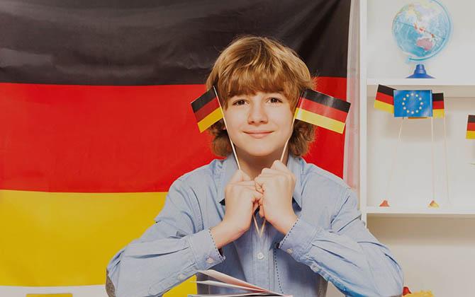 Kurz němčiny pro děti