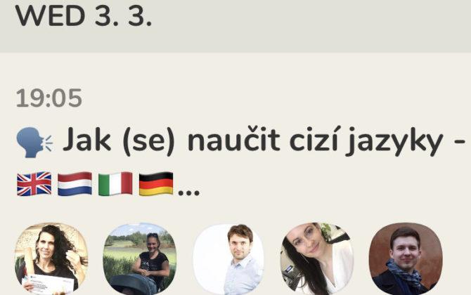 Jak (se) učit jazyky- zápisky z Clubhousu – část I.