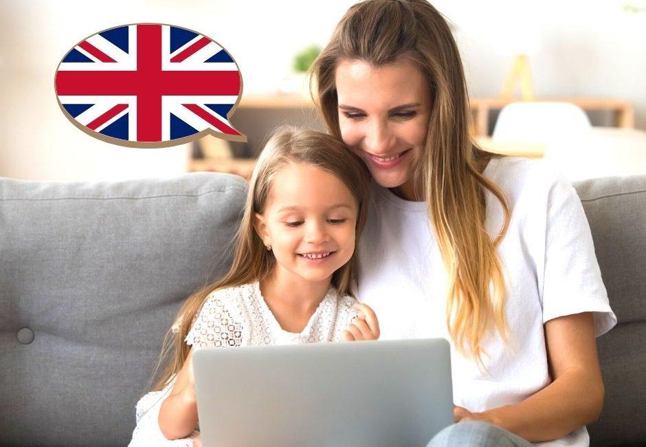 Online anglický klub pro rodiče s dětmi (2 – 5 let)